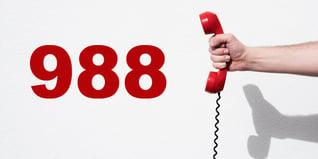 988 three-digit abbreviated dialing code