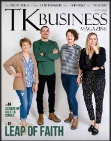 TK Business Magazine Cover