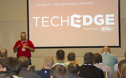 Tracer at TechEdge