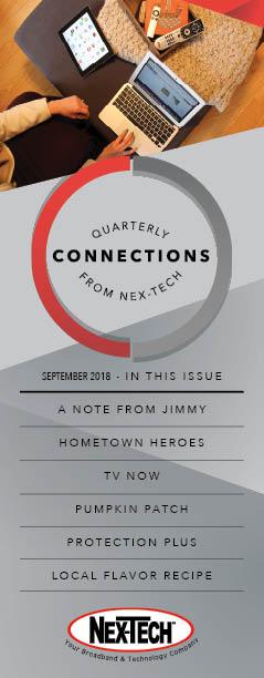 Nex-Tech Quarterly Connections