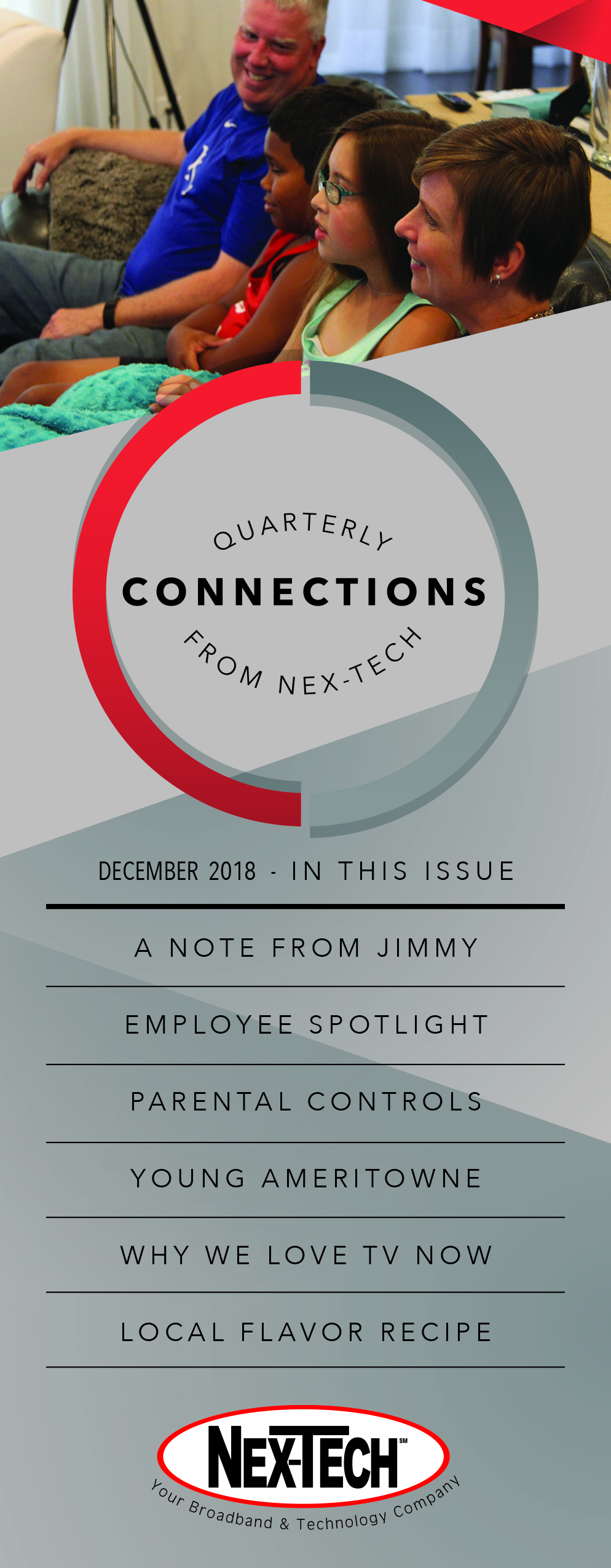 Quarterly Connections