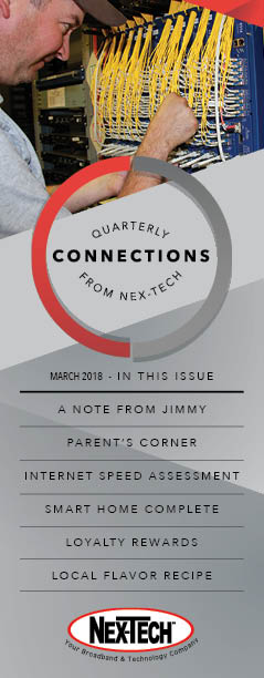 Nex-Tech Quarterly Connections